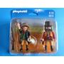 Retromex Playmobil 5512 Blister Bandido Sheriff Oeste