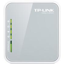 Roteador 3g/4g Tp-link Novo Na Caixa 1 Porta Lan 2.4 Ghz