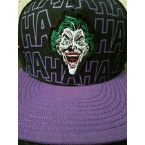 Gorra The Joker Dc Original