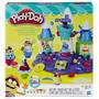 Play Doh Castelo Do Sorvete - Lançamento - Hasbro