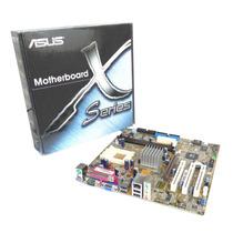 A7v400-mx Placa Mãe Asus Socket A Amd Para Desktop - Nova