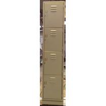 Lockers Metalicos De 38x45x180 Fabrica
