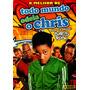 Dvd O Melhor De Todo Mundo Odeia O Chris-orig-4disc/dublado