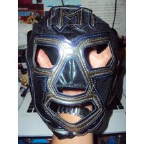 Mascara De Luchador Mil Muertes Lycra Economica Para Niño