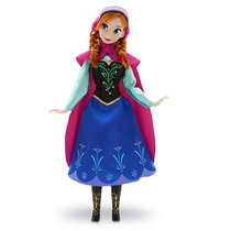 Princesa Anna Frozen Boneca Original Disney Pronta Entrega!