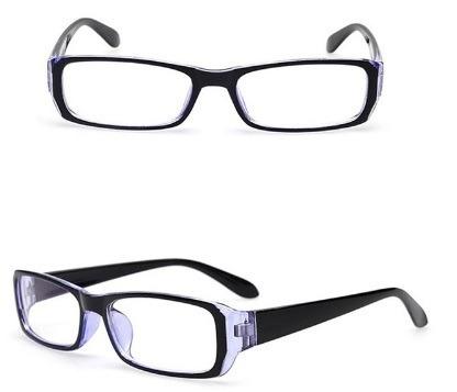 075bfea9a98ad Armação Óculos D Grau Acetato Quadrado Masculino Feminino Be - R  83,99 em  Mercado Livre