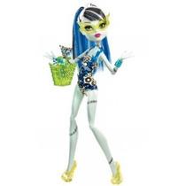 Monster High Frankie Stein Muñeca De Moda Del Traje De Baño