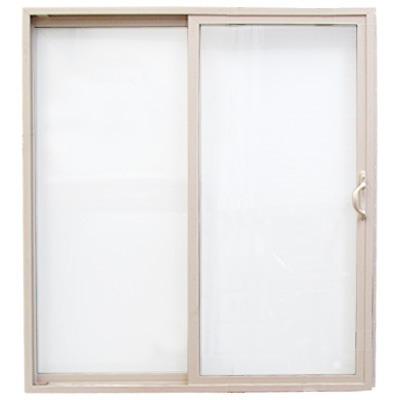 Puerta corrediza vinyl s70 71 5 x79 5 xo almendra vid for Cuanto sale hacer una pileta de material 2016