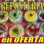 Pasteleria Reposteria Postres Aprenda En E-book 1400 Pag.