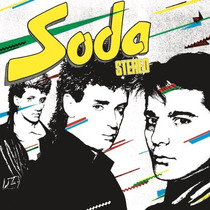 Soda Stereo Lp Vinilo Nuevo Made In Holland