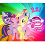 Kit Imprimible My Little Pony Premium Golosinas Editable