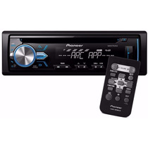 Cd Player Pioneer Deh X1br 210 Mil Cores Usb