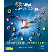 Estampas Sueltas Album Liga Mx Apertura16 Clausura17 Panini