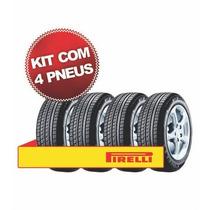 Kit Pneu Pirelli 195/65r15 P7 91h 4 Un - Sh Pneus