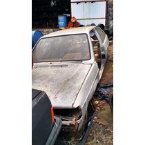 Volkswagen Gol Quadrado Sucata 1989 - Carcaça Peças Gaiola