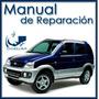 Toyota Terios 2002-2007 Manual De Taller En Inglés