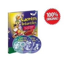Cuentos Infantiles Oceano Incluye 1 Tomo + 2 Cd-audio