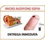Micro Audifonos Inalambricos Invisibles - Espia - Pinganillo