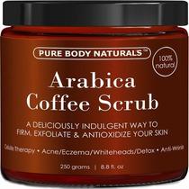 Exfoliante Para Varices, Estrías Y Celulitis Arabica Coffee