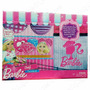 Barbie Quiero Ser Chef Set De Cupcakes Con Delantal