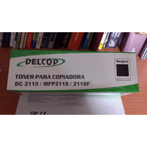 Toner Delcop Dc2115 / Mfp2118 / 2118f