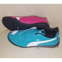 Zapatos Puma Evopower 4 Tt Futbolito Futsal Futbol Sala
