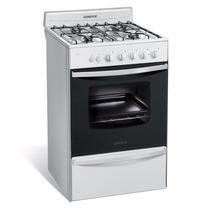 Cocina Longvie 13331bf Multigas 56cm Encendido Electr