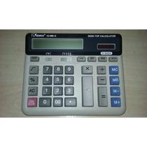 Calculadora D Mesa Kenko 12 Dígitos - Kk- 899-12