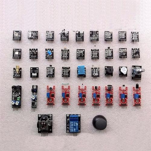 Kit sensores para arduino en mercado libre