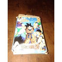 Cartas Dragon Ball Z - 2 Juegos En Uno