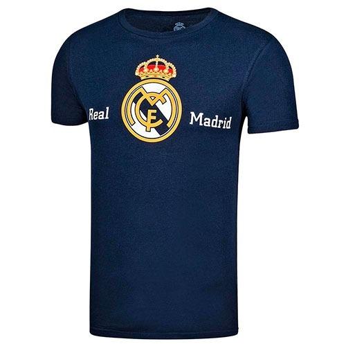 19b97bba6efbe Playera Real Madrid Licencias Aurimoda 66645 + Envio Dgt -   421.00 en  Mercado Libre