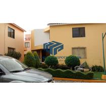 Preciosa Casa En Privada ( Barrio Norte) Edo De Mexico