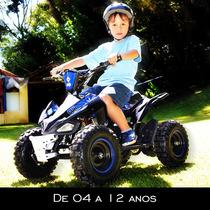 Carro Quadriciclo Elétrico Infantil Até 50kg 20k/h 500w 36v