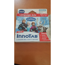Video Juego Vtech Innotab Disney Frozen