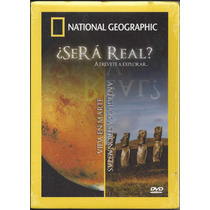 ¿sera Real? Vida En Marte / Antiguos Astronautas Dvd Nacion
