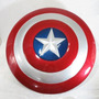 Escudo Capitão América Replica Fibra De Vidro