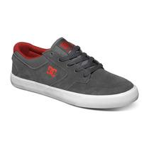 Tenis Calzado Hombre Caballero Nyjah Vulc Shoe Dsd Dc Shoes