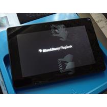 Espectacular Tablet Playbook De Blackberry Con Cable Hdmi