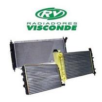 Radiador Ford Escort 1.6 Cht Ano 84 Até 86 - 2281 Visconde