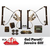 Vidro Eletrico Parati G3 4 Portas Dianteiro Sensorizado