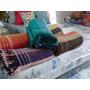 Manta Cubrecama Cubre Sillon Rustico 1p Diseños Exclusivos