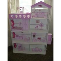 Casa De Muñeca Barbie