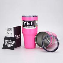 Yeti Coolers Color Rosa 30 Onzas