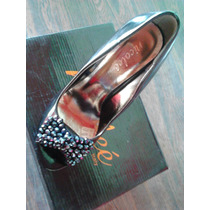 Sandalia Elegantes Color Negro (nicolee)