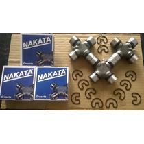 Cruzetas Cardan Traseiro Hilux / Nakata 2006.... Kit C/ 3