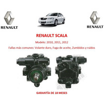 Bomba Direccion Hidráulica Renault Scala 2012