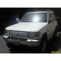 Mitsubishi Montero Gl Dakar 2p 4x4 - Sincronico