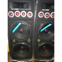 Cornetas, Modelo Pm-931 Y Amplificador Digital Estereo Lsv