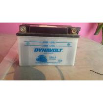 Vendo Bateria Marca Dinavolt 12v6ah Para Moto, Semi Nueva