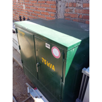 Transformador Eléctrico Trifásico De 75 Kva